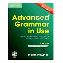 کتاب Advanced Grammar In Use 3rd اثر Martin Hewings انتشارات اشتیاق نور