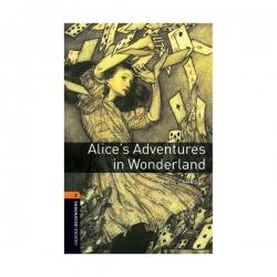 کتاب Alices Adventures in Wonderlandاثر LEWIS CARROLL انتشارات جنگل