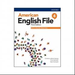 کتاب American English File 3rd 4 اثر جمعی از نویسندگان انتشارات اکسفورد