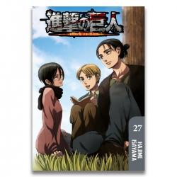 کتاب Attack on Titan 27 اثر Hajime Isayama نشر Kodansha Comics