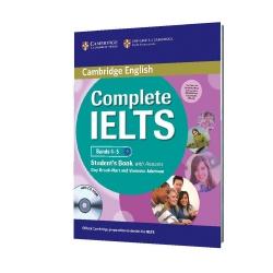 کتاب Complete IELTS 4-5 B1 اثر Guy Brook-Hart and Vanessa Jackman انتشارات آریانو
