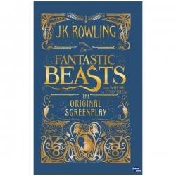 کتاب Fantastic Beasts اثر j.k rowling نشر ابداع