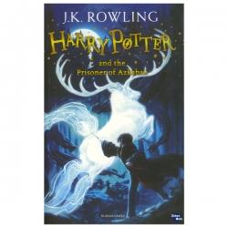 کتاب Harry Potter Prisoner of Azkaban اثر j.k rowling  نشر ابداع