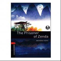 کتاب Oxford Bookworms The Prisoner Of Zenda اثر Anthony Hope انتشارات الوندپویان