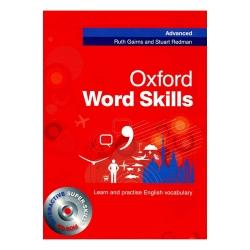 کتاب Oxford Word Skills Advanced اثر Ruth Gairns and Stuart Redman انتشارات آکسفورد