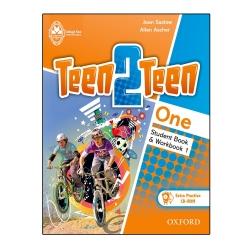 کتاب Teen 2 Teen 1 اثر Joan Saslow And Allen Ascher انتشارات اشتیاق نور