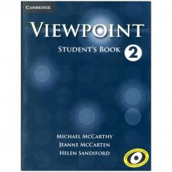 کتاب Viewpoint 2 Sb+Wb اثر جمعی ازنویسندگان انتشارات جنگل