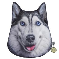 کوسن ژیک طرح سگ هاسکی کد AW-FH210902