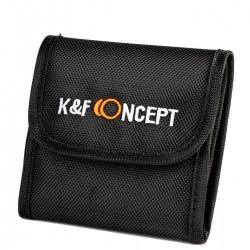 کیف فیلتر لنز دوربین کی اند اف مدل KF13