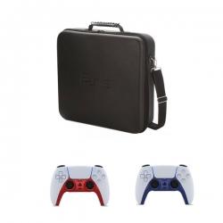 کیف حمل کنسول بازی پلی استیشن 5 مدل نهل به همراه محافظ دسته