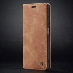 کیف کلاسوری کیس می مدل Vintage-013 مناسب برای گوشی موبایل شیائومی Redmi Note 10 Pro