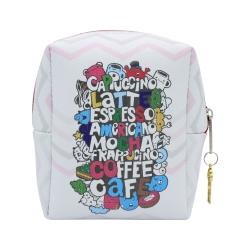 کیف نوار بهداشتی مدل گرافیتی کد A163