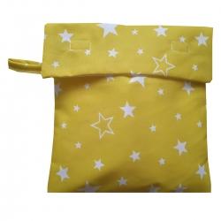 کیف نوار بهداشتی مدل ستاره باران تلالو کد 176