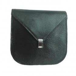 کیف رو دوشی چرمی مدل b12