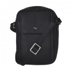 کیف رو دوشی مردانه چرم مشهد مدل X0116