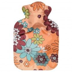 کیسه آب گرم کودک مدل شکوفه