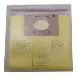 کیسه جاروبرقی همتا مدل پاسا مناسب برای جاروبرقی دیاموند بسته 5 عددی