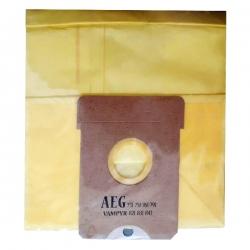 کیسه جاروبرقی مدل 731 751 761 791 بسته 5 عددی مناسب برای جاروبرقی آاگ                     غیر اصل
