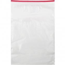 کیسه زیپ دار سایز 21*15 بسته 100 عددی