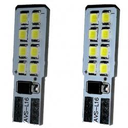 لامپ اس ام دی مدل 016 بسته دو عددی