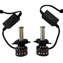 لامپ هدلایت خودرو مدل 8H7 بسته دو عددی
