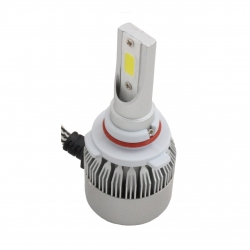 لامپ خودرو تی دو مدل 9005 یخی بسته 2 عددی