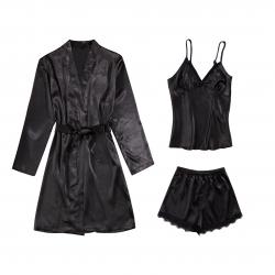 لباس خواب زنانه تویین کد T-730-04