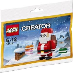 لگو سری خلاقیت مدل بابانوئل
