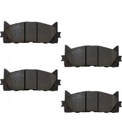 لنت ترمز جلو های-کیو مدل SP2080 مناسب برای تویوتا کمری