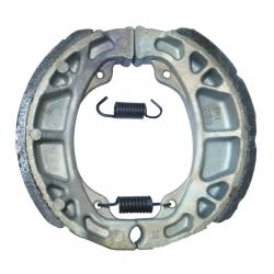 لنت ترمز موتور سیکلت پازل مدل BRS0125580 مناسب برای هوندا CG