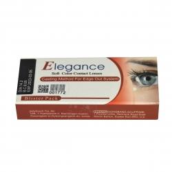 لنز چشم الگانس مدل 313 رنگ الماس خاکستری