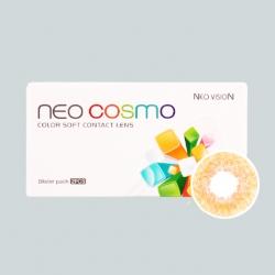 لنز چشم نئوکاسمو مدل N 134 رنگ قهوه ای عسلی