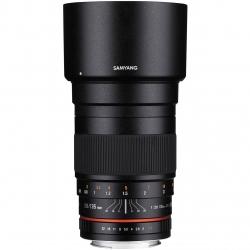 لنز سامیانگ مدل 135mm f/2.0 ED UMC Lens for Nikon F Mount with AE Chip