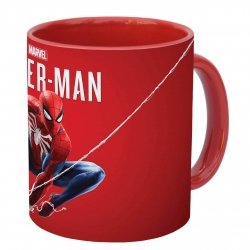 ماگ طرح مرد عنکبوتی کد0058