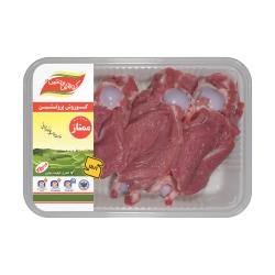 ماهیچه پلویی گوسفندی کوروش پروتئین البرز مقدار 800 گرم – با ارز نیمایی