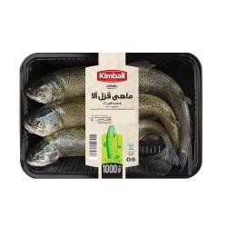 ماهی قزل آلا شکم خالی کیمبال – 1 کیلوگرم