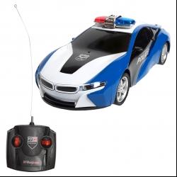 ماشین بازی کنترلی مدل بی ام و پلیس کد 39-091