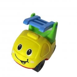 ماشین بازی مدل کامیون راه سازی