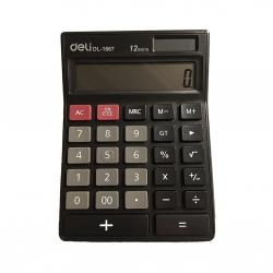 ماشین حساب دلی کد DL-1667
