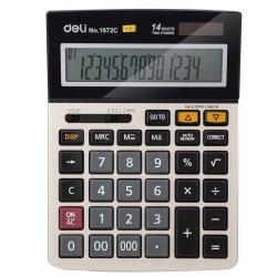 ماشین حساب دلی مدل 1672 کد 145268