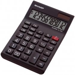 ماشین حساب رومیزی شارپ مدل EL-123N