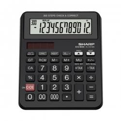 ماشین حساب شارپ مدل EL-CC12D