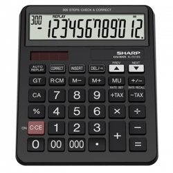 ماشین حساب شارپ مدل EL-CC12G