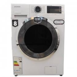 ماشین لباسشویی دوو مدل DWK-PRO841TT ظرفیت 8 کیلوگرم
