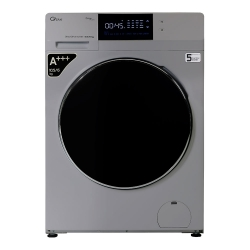 ماشین لباسشویی جی پلاس مدل GWM-KD1069T ظرفیت 10.5 کیلوگرم