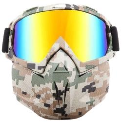ماسک پینت بال مدل Armys