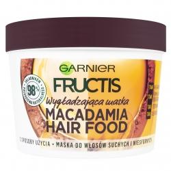 ماسک صاف کننده مو گارنیه سری Hair Food مدل آبرسان حجم 390 میلی لیتر
