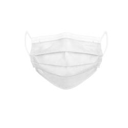 ماسک تنفسی باران سه لایه مدل SURGICAL-W بسته 50 عددی