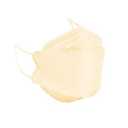 ماسک تنفسی مدل پنج لایه سه بعدی KF94-LY5 بسته 5 عددی