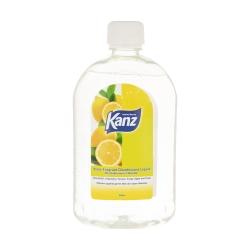 مایع گند زدایی سطوح کنز مدل Lemon حجم 500 میلی لیتر